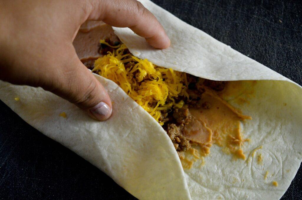 grilled chimichanga recipe