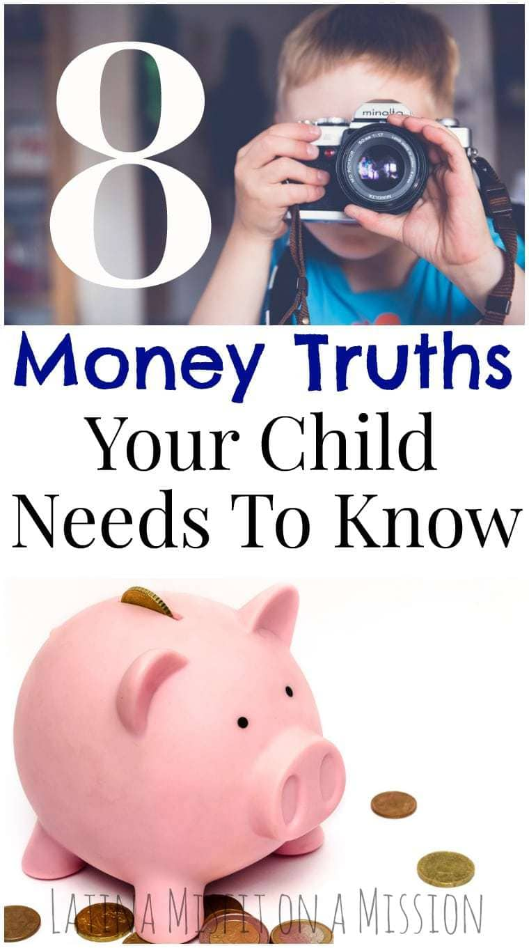 8 money truths your child needs to know.