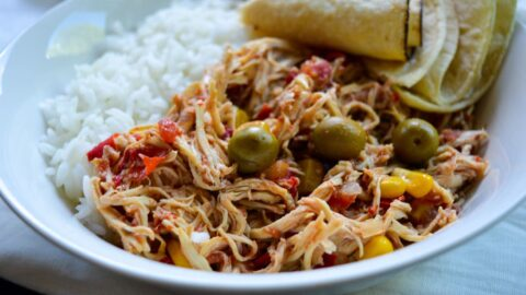 Slow Cooker Cuban Chicken Recipe