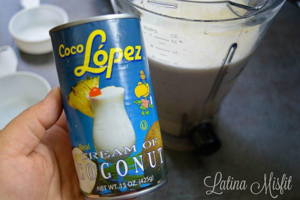 Classic creamy puerto rican coquito recipe