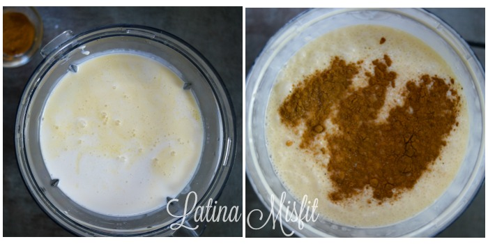 coquito-in-blender
