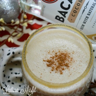 How To Make A Creamy Classic Coquito (Coconut Rum Drink)