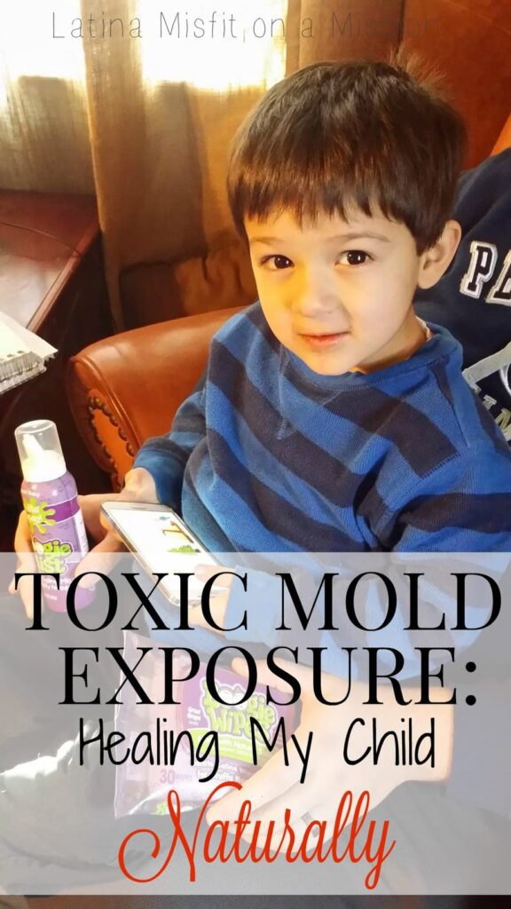 Toxic Mold Exposure: Healing my child naturally.