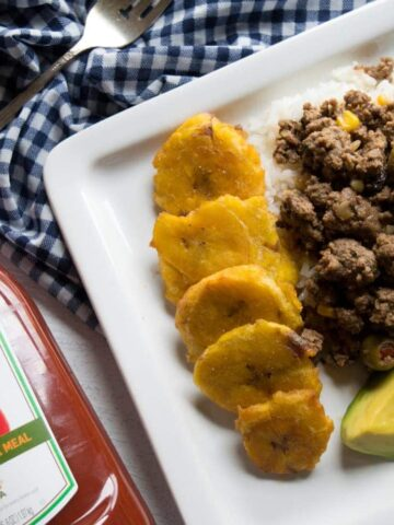 How to make Cuban picadillo in 30 minutes.