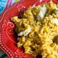 Arroz Con Tilapia| Rice with Tilapia