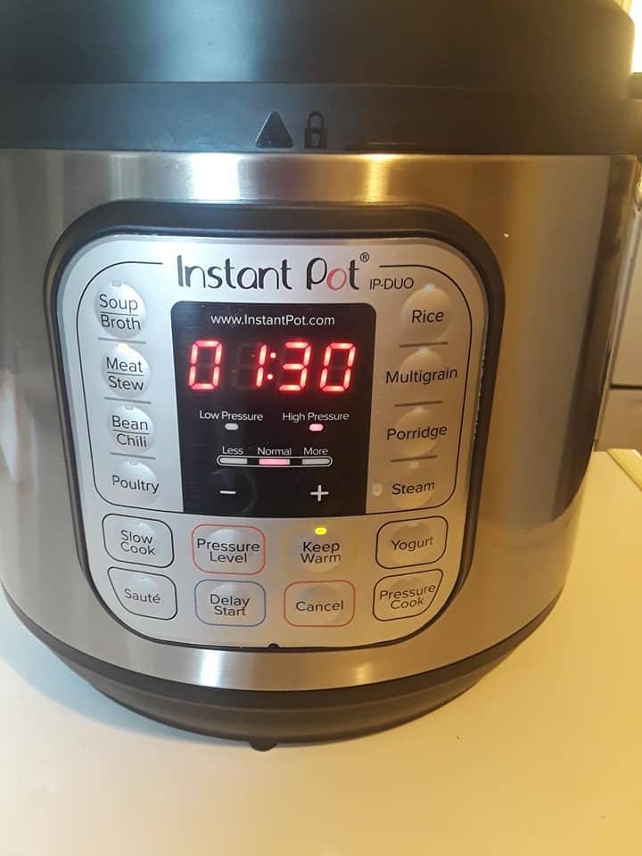 Instant Pot Cuban Pernil Recipe