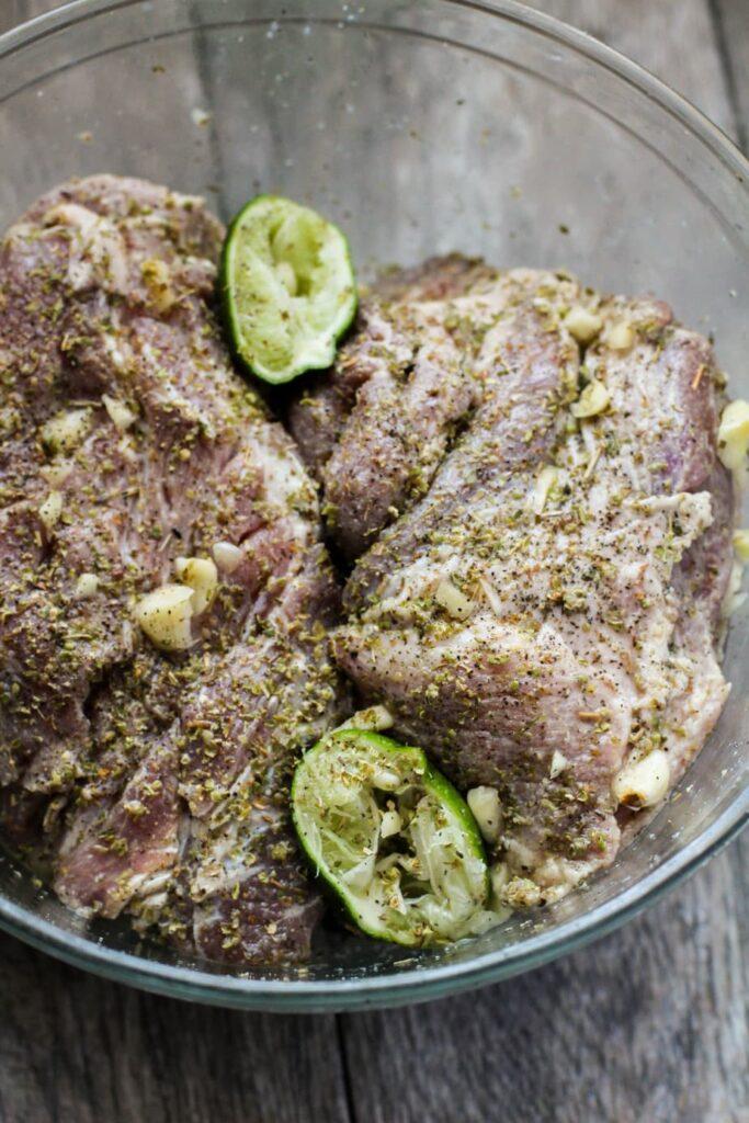 Instant Pot Cuban Pernil Recipe | Instant Pot Cuban Pulled Pork Recipe