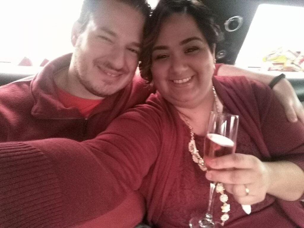 Neyssa and Chris from Latina Mom Meals