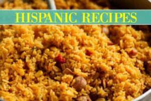 hispanic recipes