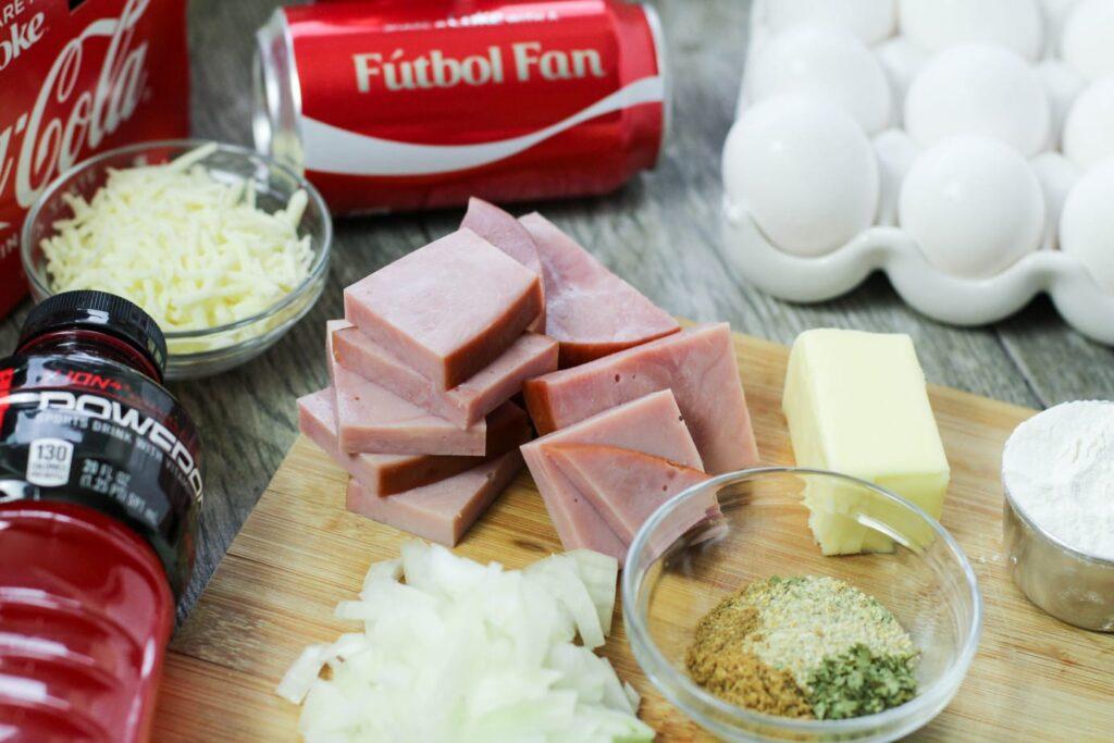 Croquetas de jamon receta   Cuban Ham Croquette Recipe