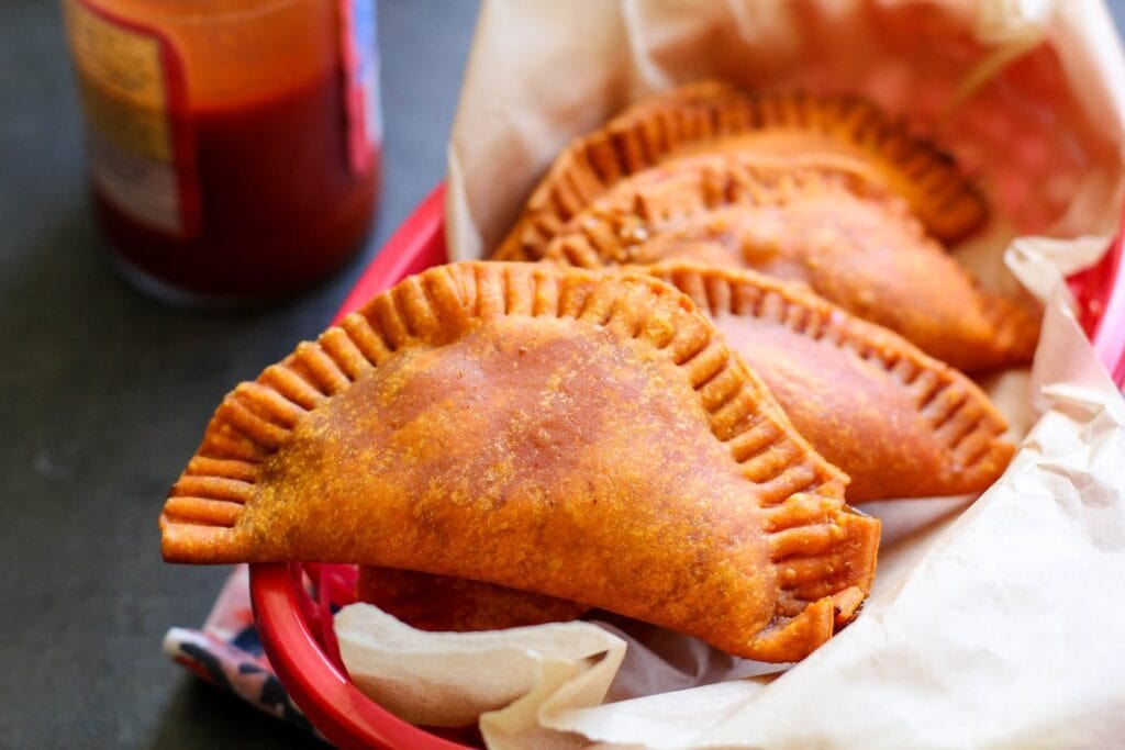Cheesy Ropa Vieja Empanada Recipe