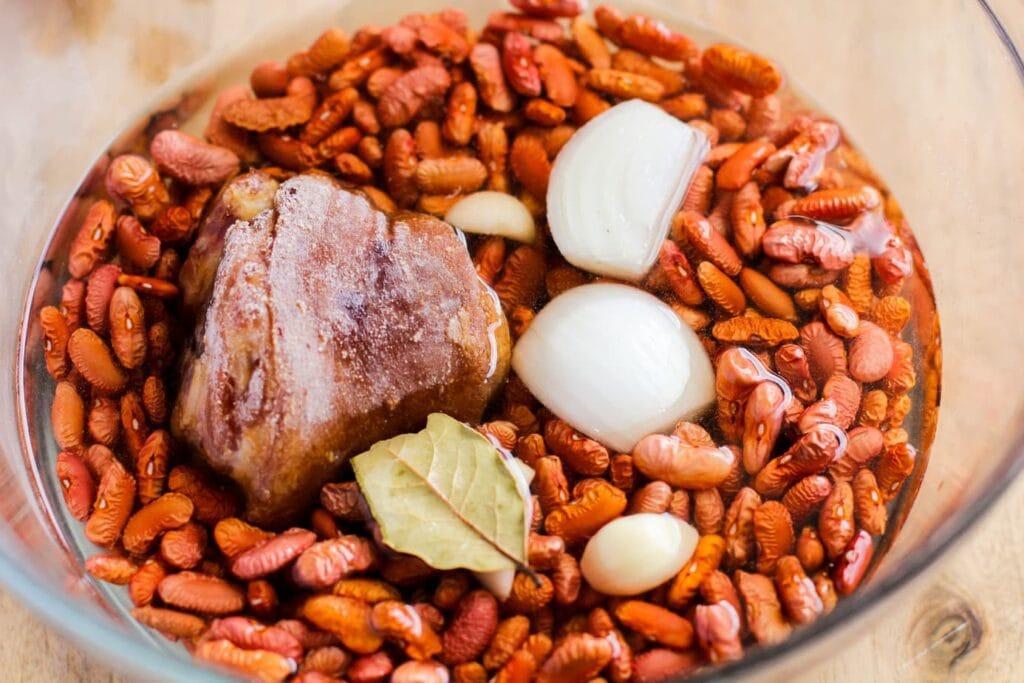 Puerto Rican Kidney Beans