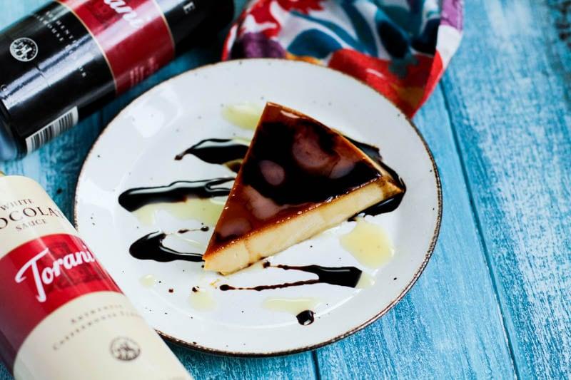 Coffee Flan Recipe | Flan de Cafe