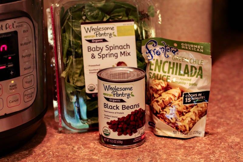 Enchilada Bowl Recipe