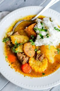 Instant Pot Puerto Rican Sancocho Recipe