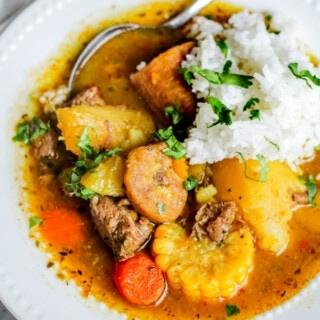 Instant Pot Puerto Rican Sancocho Recipe