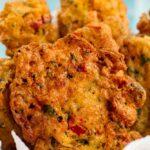 Bacalaitos   Codfish Fritters