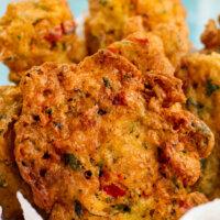 Bacalaitos | Codfish Fritters