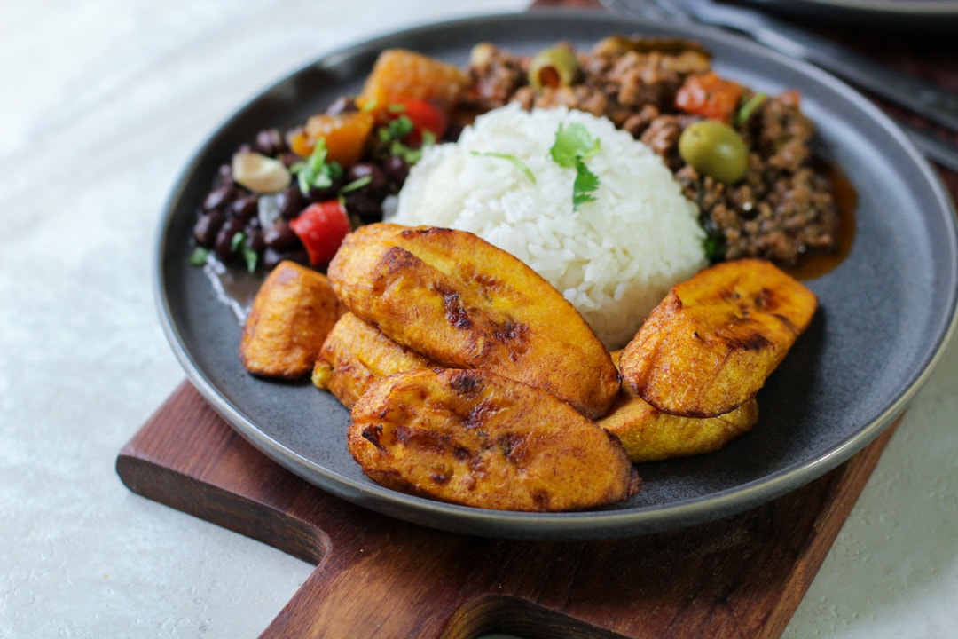 Platano Maduros Sweet Fried Plantains Latina Mom Meals