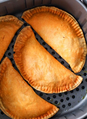 empanada in air fryer